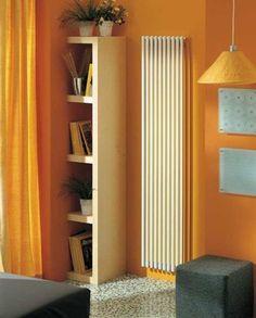 ZIGOLO 25 SINGLE radiatore 856x810 finitura bianco RAL 9010 - BagnoItaliano