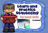 Autism/ Sequencing Personal skills