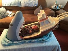 Someone got inventive with their baby's crib