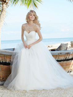 Классическое свадебное платье от Allure Bridals HP-1500