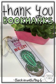 thank you gift bookmarks - Thank you bookmarks for paraprofessional appreciation, school secretary appreciation, staff appreci - Co Teaching, Teaching Social Skills, Teaching Resources, Volunteer Appreciation, Teacher Appreciation Gifts, School Staff, School Teacher, Sunday School, Online Music Lessons