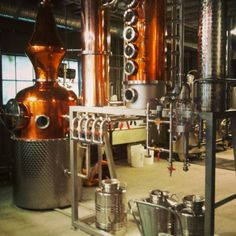 The craft distillery industry is growing but not thriving due to burdensome regulations. One Toronto distiller is taking the government to court. Social Policy, Good Things