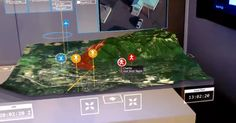 Boeing looks to drones and augmented reality tech to fight wildfires
