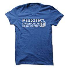 Poison Shakespearean Couples Therapy
