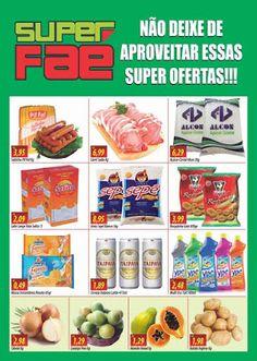 Encartes de Supermercados: Encarte Faé - válido até 22/09