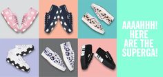 The complete House of Holland x Superga Collection Henry Holland, House Of Holland, Superga, Other Accessories, Collections, Shop, Store