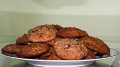 Diétás recept, finom zabkeksz. Vedd el az édesség utáni vágyad egy kis diétás édességgel.