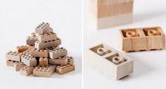 houten legoblokjes