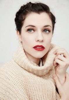 Jessica de Gouw at Sundance Film Festival Getty Images Portrait Studio