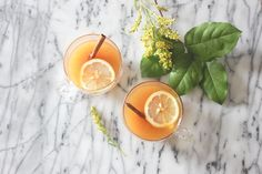 This could be good... A Fabulous Fete: hot pumpkin tequila toddy // cocktails