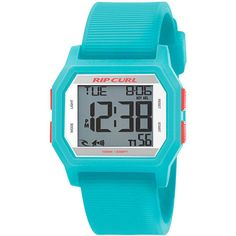 Rip Curl Sonic Digital Watch ( 93) ❤ liked on Polyvore featuring jewelry,  watches 1db8d193f2