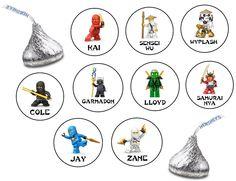 18 Best Ninjago Images Ninjago Party Birthday Ideas Lego Parties