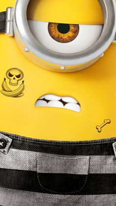 58 Trendy Wallpaper Yellow Iphone Phone Wallpapers Despicable Me Cute Minions Wallpaper, Minion Wallpaper Iphone, Disney Phone Wallpaper, Galaxy Wallpaper, Movie Wallpapers, Cute Cartoon Wallpapers, Iphone Wallpapers, Despicable Me 3, Minion Banana