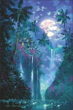 Aloha Dreams ~ James Coleman