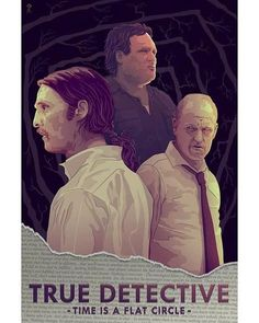BROTHERTEDD.COM Fan Poster, Poster On, True Detective Season 1, Seasons, Illustration, Movie Posters, Behance, Fictional Characters, Instagram