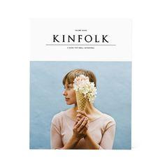 Kinfolk Magazine - Ice cream edition