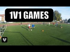 8 games to develop skills and creativity! Perfect drills to experiment with your moves and Coerver skills Thanks for checking out my video! Football Coaching Drills, Soccer Drills, Soccer Training, Football Soccer, Training Exercises, St Andrews, Games, Youtube, Sports