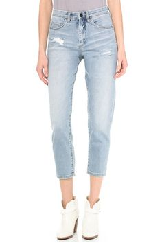 20 High-Waisted Pants To Flatter Your Middle #refinery29  http://www.refinery29.com/high-waisted-pants#slide5