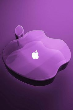 purple apple logo for iphone - Bing images