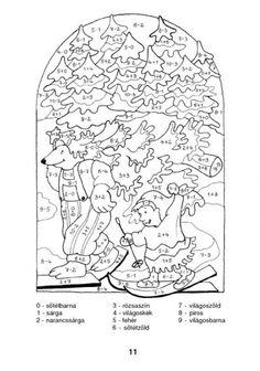 Matematika bojanka Mnoenje i dijeljenje Matematika drugi