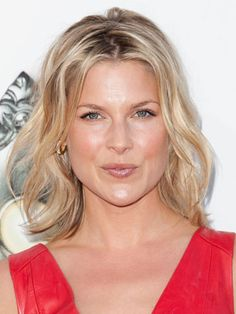 "Shoulder-length: Ali Larter:Larter nails it with these tousled waves. ""If you wear your hair messy, you want a messy part too — just like you see here,"" says Palacios. Get the look by wrapping 1"" sections of hair around a 1"" curling iron from the bottom of your ears down"