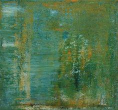 """Artist: Koen Lybaert; Oil, 2011, Painting """"abstract N° 252"""""""