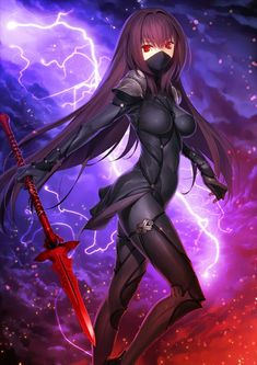 Fate Grand Order - Scathach