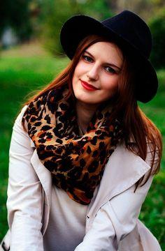 Chiffon Leopard Print Scarves,Long Leopard Print Scarves for Fashion Girls,Fashion Chiffon Infinity Scarves for 2013 Fall/Winter  #leopard #chiffon #scarf #girls www.loveitsomuch.com