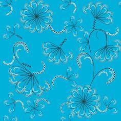 Papel de Parede Floral 1032