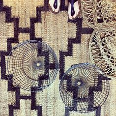 New rugs + cool potato baskets just in!  ❤ (at Platform)