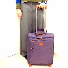 Trolley Bric's Dimensioni: 40x50x20 cm Spedizione gratuita Info: WhatsApp 329.0010906 #manlioboutique #saldi #sales #travelbag #travel #viaggio