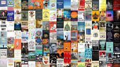 A collection of book covers from our 2015 book concierge