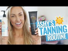 MY TANNING ROUTINE - YouTube | Fake Tan | Tanning | Spray Tan | Tanzee | Sheet Protector - https://tanzee.com.au/