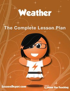 Weather Lesson Plan