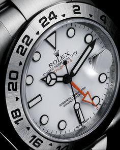 Rolex Explorer II...one of my fav watches.