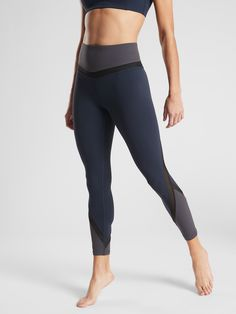 Spirio Women High Rise Capri Pocket Slim Fit Skinny Yoga Fitness Shorts