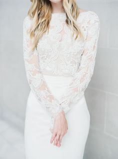 Long Sleeve Wedding Dresses | Darius Cordell Fashion Ltd
