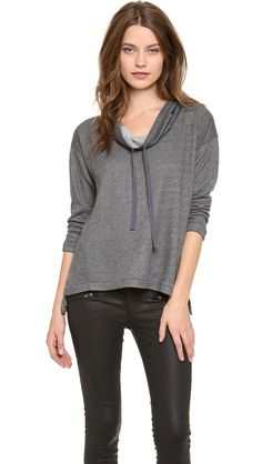 Soft Joie Kya Terry Pullover