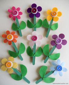 Anneler Gününe Özel Çiçekler