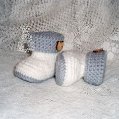 Baby Knitting, Slippers, Crochet, Baby Knits, Slipper, Ganchillo, Crocheting, Knits, Chrochet