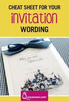 Judge your invitation by its cover!  | Quinceanera invitations ideas  | invitation design  |