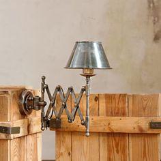 """Wandlampe Quimper"" gesehen auf loberon.de"