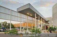 West-MEC Phoenix Arizona #DLR #McCarthy https://cdpcommercial.com/Architectural Photographer Phoenix