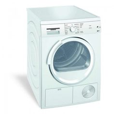 Siemens WT46E101GB 7KG Load Condenser Dryer Tumble Dryers, Washing Machine, Home Appliances, House Appliances, Appliances