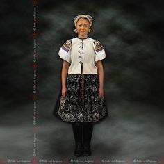 Senohrad, Slovakia Folk Embroidery, Traditional Outfits, Punk, Shirt Dress, Tags, Travelling, Instagram, Dresses, Life