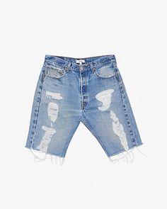 RE/DONE Walking Short Denim | LuckyShops