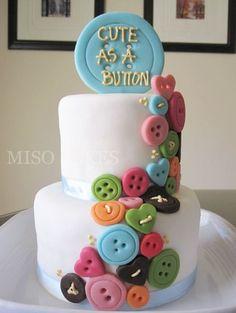 Baby Shower Monday: Cake Inspiration