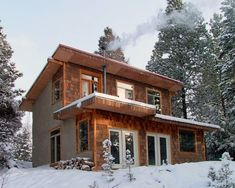 Beauty 4 Ashes: Inspiration Files: Green Living Edition Passive Solar/ Straw Bale