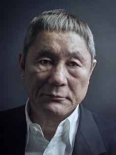 Takeshi Kitano (AKA: Beat Takeshi) 北野武
