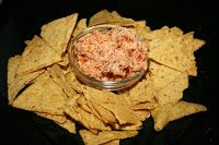 sundried tomato dip in the slow cooker